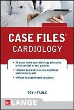 Case Files Cardiology by Eugene C. Toy, Michael D. Faulx (Paperback, 2015)