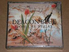 DEACON BLUE - OOH LAS VEGAS - BOX 2 CD SIGILLATO (SEALED)