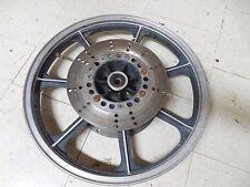 kawasaki KZ1000ltd kz1000 kz1000K front KZ1100A mag rim wheel assembly 1981 1982
