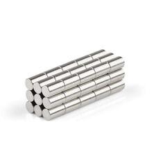 100 pcs N50 Neodymium Supper Stark Rund Cylinder 3x5mm Rare Earth Neodym Magnete
