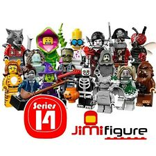 NEW LEGO Minifigures Series 14 Complete Set 16 71010 Sealed Minifigure Figure