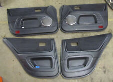 Lexus IS300 3.0L Sportcross 2002 - Suede Door Cards