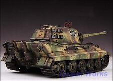 AwardWinner Built Dragon 1/35 Kingtiger Heavy Tank Henschel Turret +PE