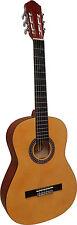 Gitarre- Konzert- Modell 7/8,Top,  verschiedene Farben, Lern-Schulgitarre!n