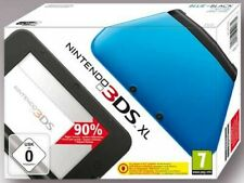 Nintendo 3DS - Konsole XL #blau + Stromkabel mit OVP
