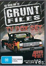 Grunt Files TV Box Set - 4 Disc Set - Season 2