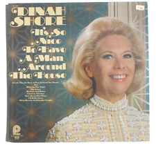 SEALED DINAH SHORE: Its So Nice To Have A Man Around The House LP PICKWICK US