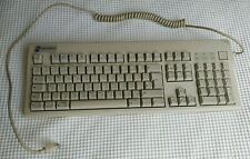 Microspeed Deluxe KB106MD Apple Macintosh Keyboard Tastiera QWERTZ 4 porte ADB