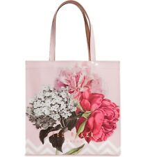 73b505592e6ab NWT Ted Baker London Palace Gardens Large Icon Tote Dusky Pink - LIMITED  EDITION