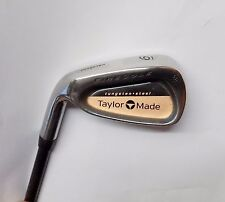 Left Handed TaylorMade Firesole Nickel/Steel 6 Iron Bubble R-80 Graphite Shaft