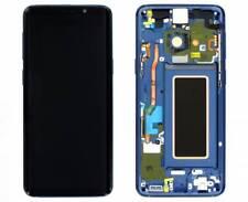 SAMSUNG GALAXY S9 G960F LCD TOUCH SCREEN DISPLAY ORIGINAL GENUINE BLUE