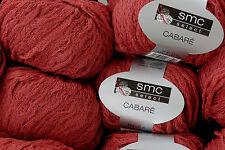650 G Cabare smc select schachenmayr laine FB. 04222 brique rouge veste pull