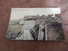 1907 postcard- Fort steps & Terrace - Margate Thanet Kent