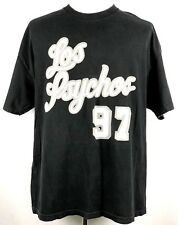 VTG 1997 PSYCHO REALM The Cypress Hill OG Rap Family T-Shirt size L Front & Back
