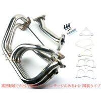 Kinugawa Turbo Performance Exhaust Manifold SUBARU WRX STI EJ25 GDB Equal Length