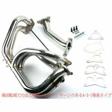 Kinugawa Turbo Performance Exhaust Manifold SUBARU WRX STI EJ25 GDB Equal Length