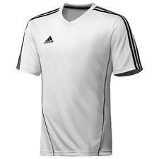 Camisas y camisetas de niño de 2 a 16 años blancos adidas