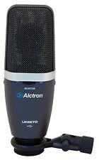 Alctron um270 USB PRO studio di registrazione CONDENSATORE KIT MICROFONO-regalo di Natale