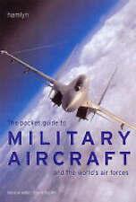 """""""AS NEW"""" Donald, David, Pocket Military Aircraft (Hamlyn Pocket Guide) Book"""