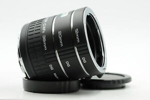 Kenko Auto Extension Tube Set for Canon EF CAFs #905