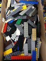 50x Lego Platten ab 2x6 Noppen, bunt gemischt!