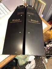 "Pair Original McIntosh Panloc Mounting Bracket 10""-12"""