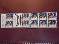 1996 New Zealand~Christmas~Unmounted Mint~Stamp Set~ UK Seller~