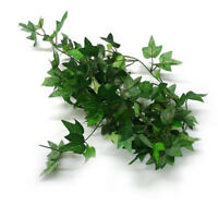 FM- Artificial Ivy Vine Garlands Hanging Greenery Leaves Wall Home Decoration Ea