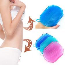 Cellulite Body Massager Gloves Silicone Brush Glove Scrub Bath Glove Shower