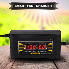 12V 6A Digital Chargeur de batterie Rapide Intelligent Micro MCU Protection Auto