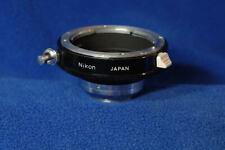 Nikon F to C Mount Adapter Genuine