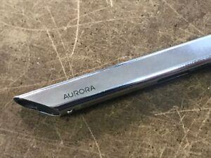 Aurora Thesi all chrome Ballpoint Pen. Vintage.