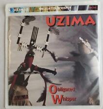 = Uzima Obligated Whisper Music CD 1995 Gullerud FBR104