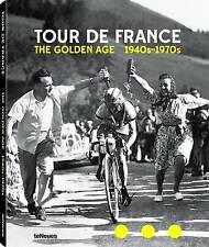 NEW Tour de France: The Golden Age 1940's -1970's by Jean-luc Gatellier