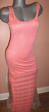 VICTORIA'S SECRET Sheer-bottom Maxi Dress SZ-S/P