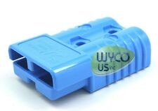"""ANDERSON CONNECTOR HOUSING (PLASTIC ONLY), 3""""x2""""x1"""", SB175A 600V, BLUE,FORKLIFTS"""
