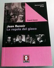 Jean Renoir. La regola del gioco Libro Cinema Lindau