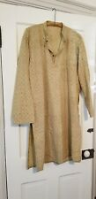 Amish Hand Made Night Shirt Primitive Style Night Gown Size 42 Lot of 2