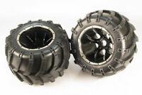 1:5 Komplettreifen -Monstertruck- auf Felge montiert (2 Stück)