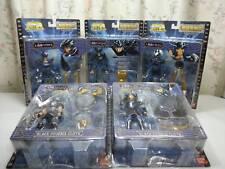 Black Saint   Bandai  Action Figure  Set of 5   & Bonus    Shipping Free !