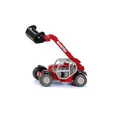 SIKU 1482 Manitou Télescopique Maquette de voiture rouge (boursouflure) NOUVEAU
