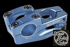 "Elevn BMX Stem - Threadless 1""1/8 - 53mm - Top Load - Blue"