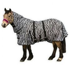 Fliegendecke Exemdecke Minie Shetty-XXLKaltblut NEU QHP Exemerdecke Zebra