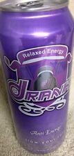 2008 Purple DRANK Dank Anti Energy Drink FULL 16 oz RARE Collectors No THC / CBD