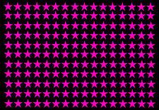 144x Sterne Star Auto Aufkleber Set Sticker Tuning Shirt Stylin Wandtattoo ribxx
