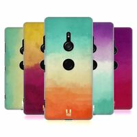 HEAD CASE DESIGNS WATERCOLOURED OMBRE BACK CASE & WALLPAPER FOR SONY PHONES 1