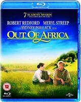 Out Of Africa [Blu-ray] [Region Free] [DVD][Region 2]