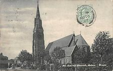 BR79416 all saints church acton  uk