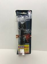 Star wars candy dispenser Darth Vader pez and candy