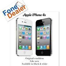 Apple iPhone 4s 8gb White Unlocked / Simfree LikeNew Original Condition